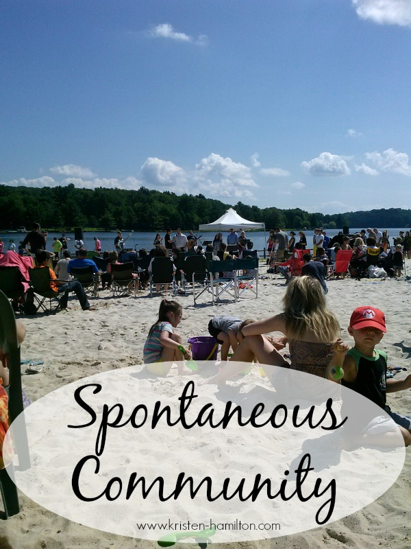 SpontaneousCommunity