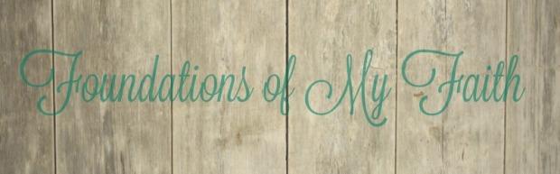 Faith Blog Page Sign