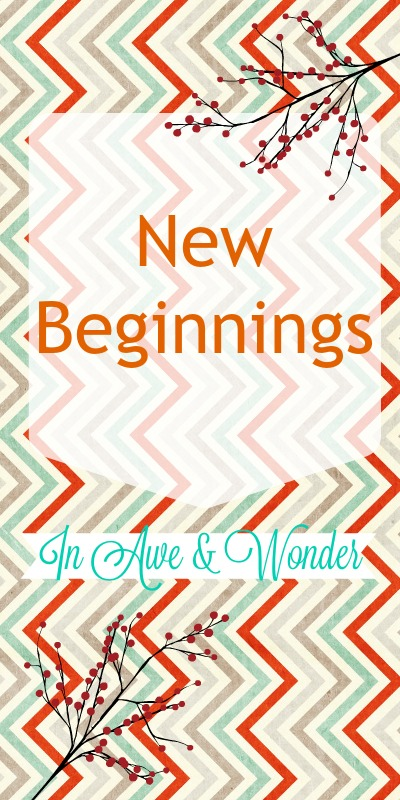 NewBeginnings