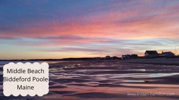 Middle Beach Biddeford Poole Maine